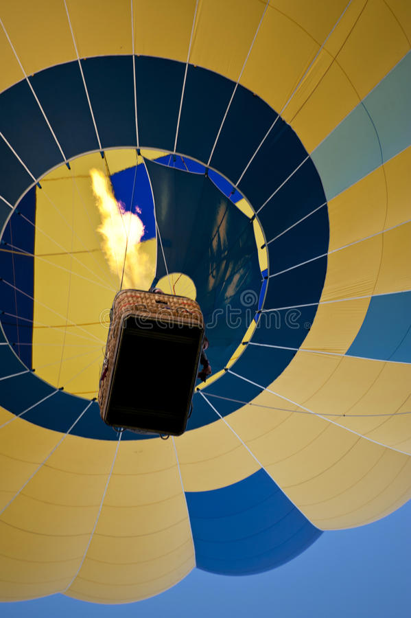 Download Hot Air Balloon stock photo. Image of balloons, color - 15014684
