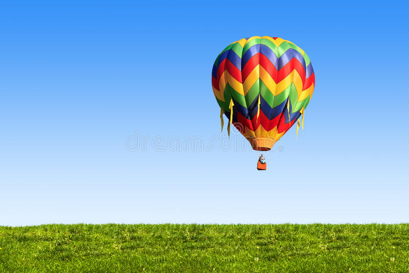 Download Hot Air Balloon Royalty Free Stock Images - Image: 20692529