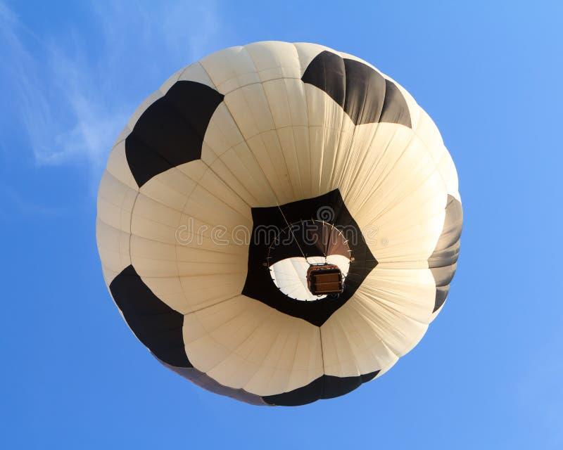 Download Hot air balloon stock photo. Image of basket, single - 21109108