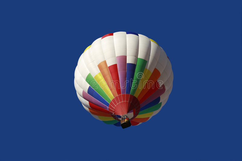 Download Hot Air Balloon stock image. Image of skies, exciting - 2836841