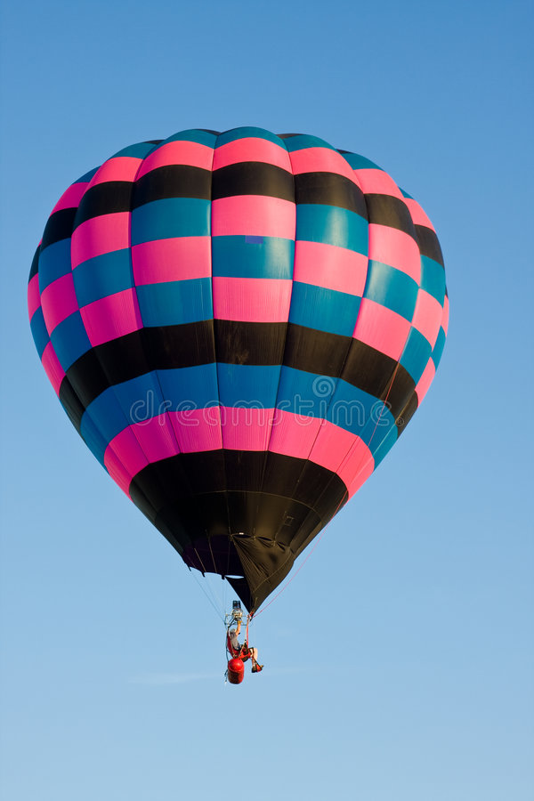Download Hot Air Balloon stock photo. Image of flying, travel, aviation - 6265616