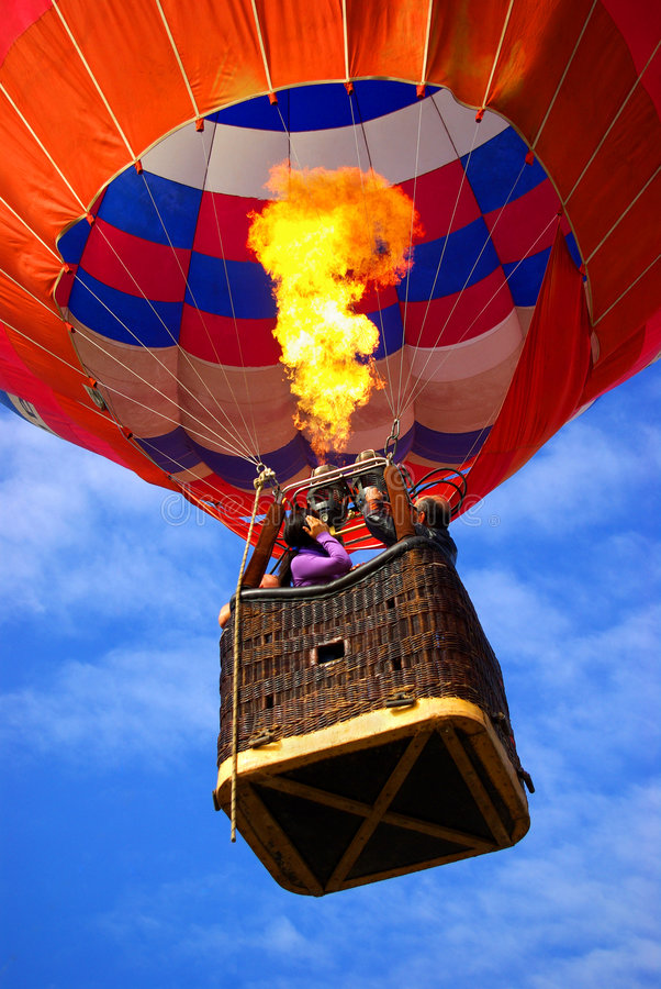 Free Hot Air Balloon Royalty Free Stock Photography - 7100377