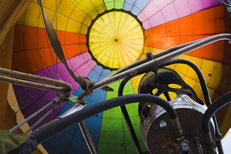 Hot-air balloon royalty free stock photos