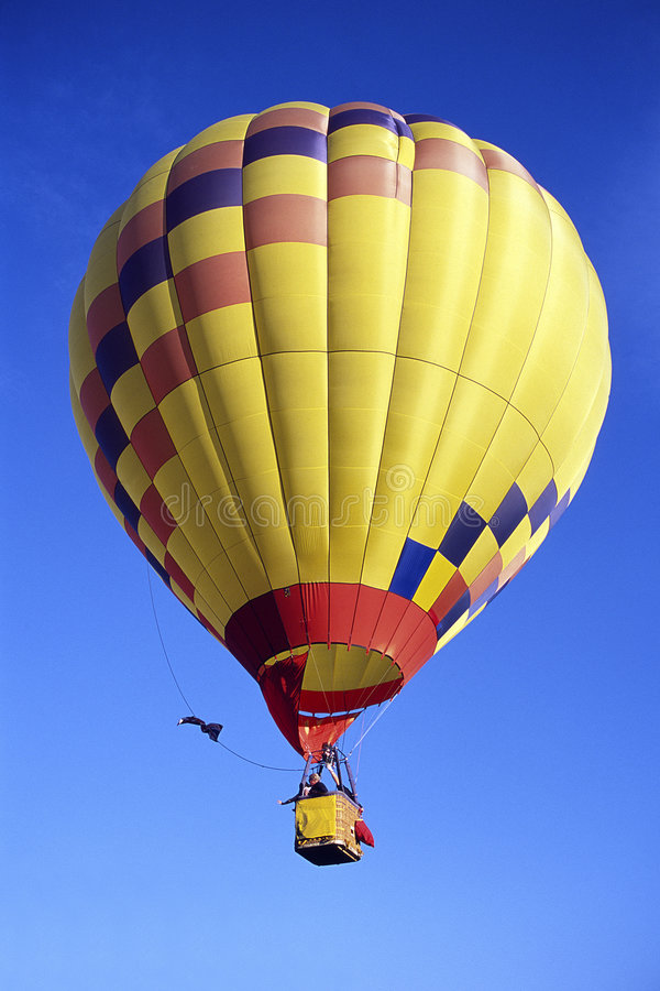Download Hot Air Balloon stock photo. Image of flying, leisure, balooning - 82778
