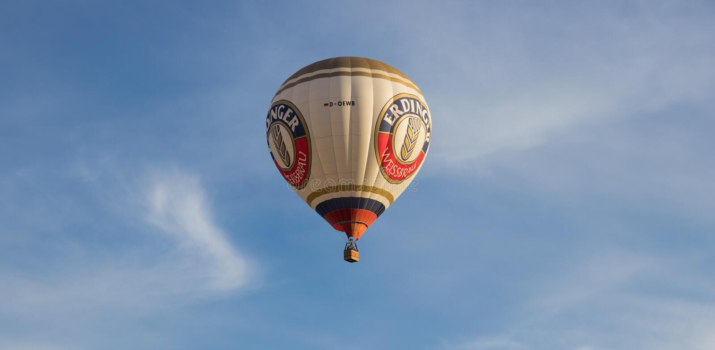 Hot Air Balloon, Hot Air Ballooning, Sky, Balloon stock image