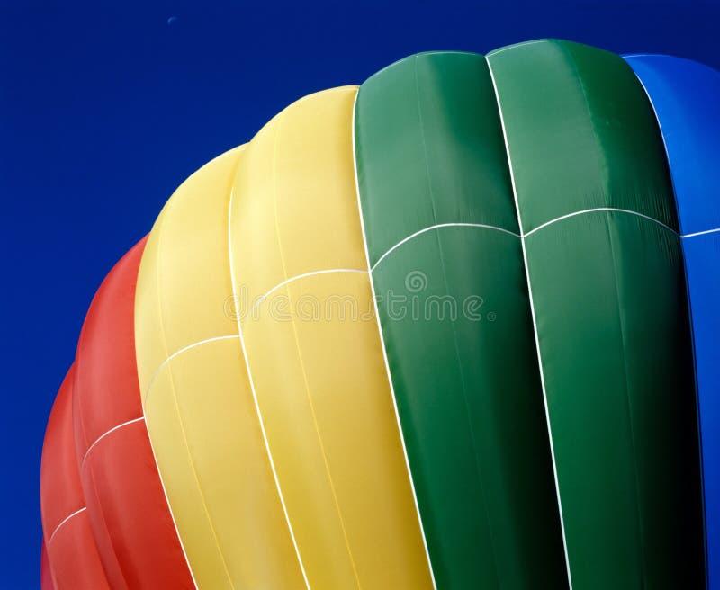 Hot Air Balloon, Gatineau Quebec Canada stock photography