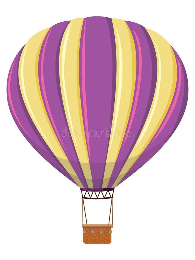 Free Hot Air Balloon Illustration Royalty Free Stock Images - 183612499