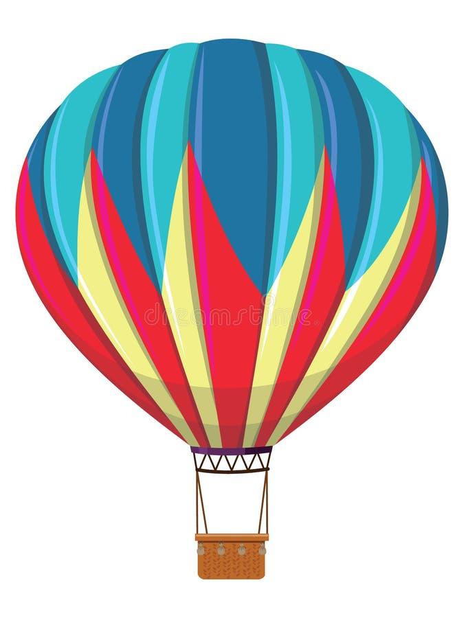 Free Hot Air Balloon Illustration Stock Photography - 183612502