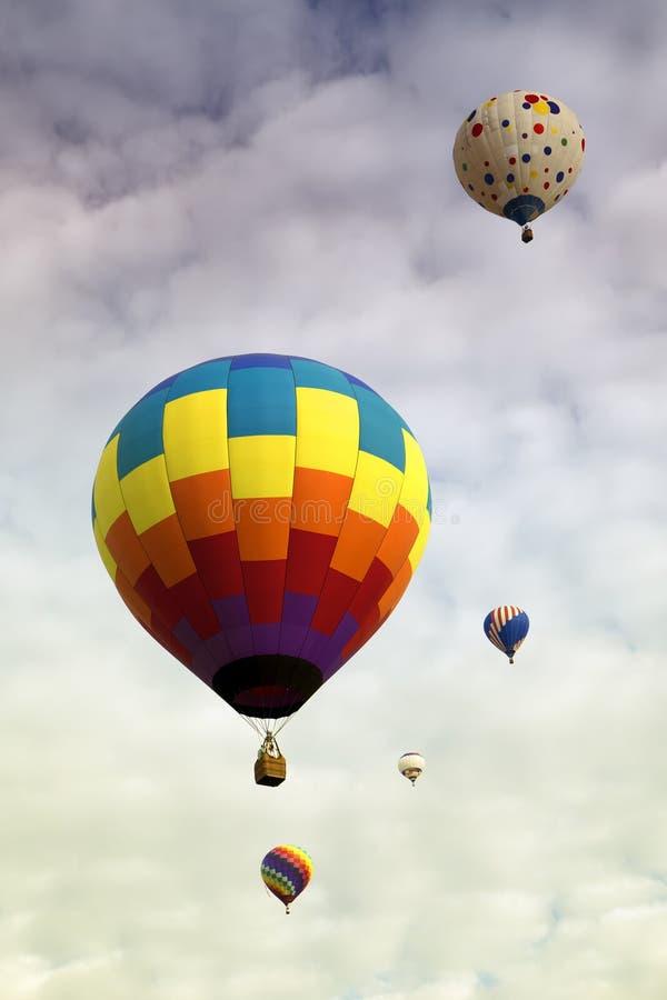 Free Hot Air Balloon Race Stock Photos - 54511963