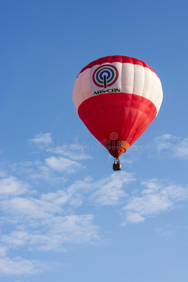 Hot Air Balloon 4 stock photography