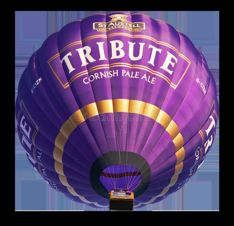 Hot Air Ballooning, Purple, Hot Air Balloon, Balloon royalty free stock photography
