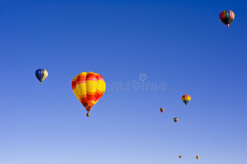 Download Hot Air Balloons stock photo. Image of gondola, basket - 16150134