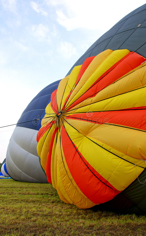 Download Hot air balloons stock photo. Image of round, airsport - 21007264