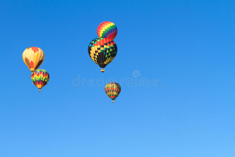 Download Hot air balloons stock image. Image of freedom, leisure - 21106627