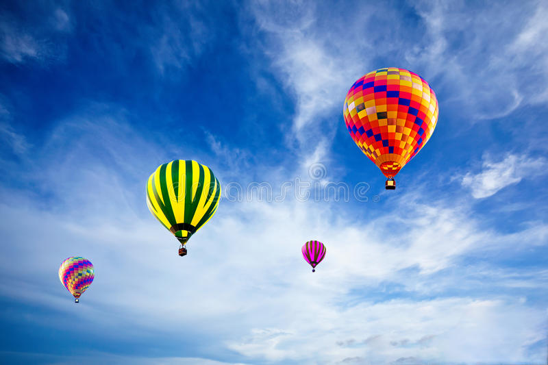 Download Hot air balloons stock photo. Image of high, lift, flight - 22782166