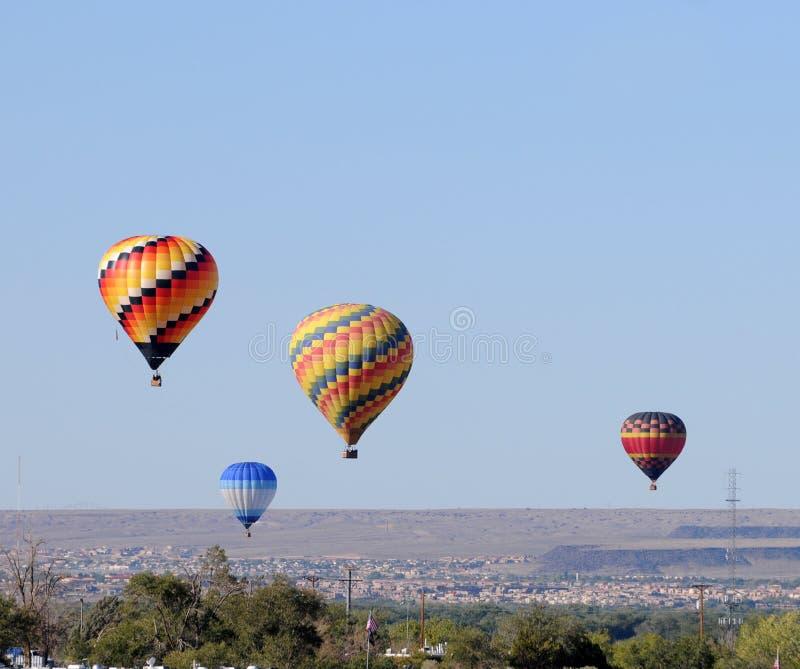 Download Hot Air Balloons Stock Image - Image: 23207041