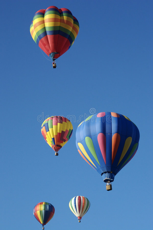 Free Hot Air Balloons Stock Images - 4253934