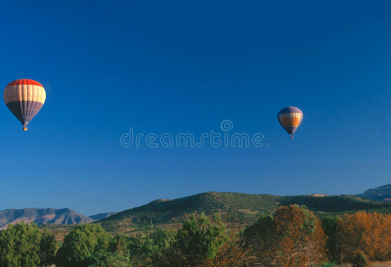 Download HOT AIR BALOON stock image. Image of tourist, arizona - 1055713