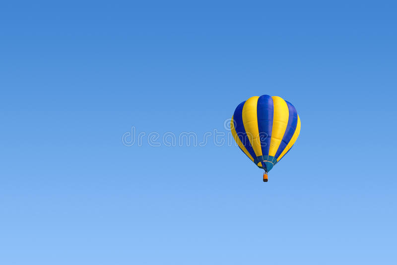 Download Hot air baloon stock photo. Image of aerostatic, flying - 21855348