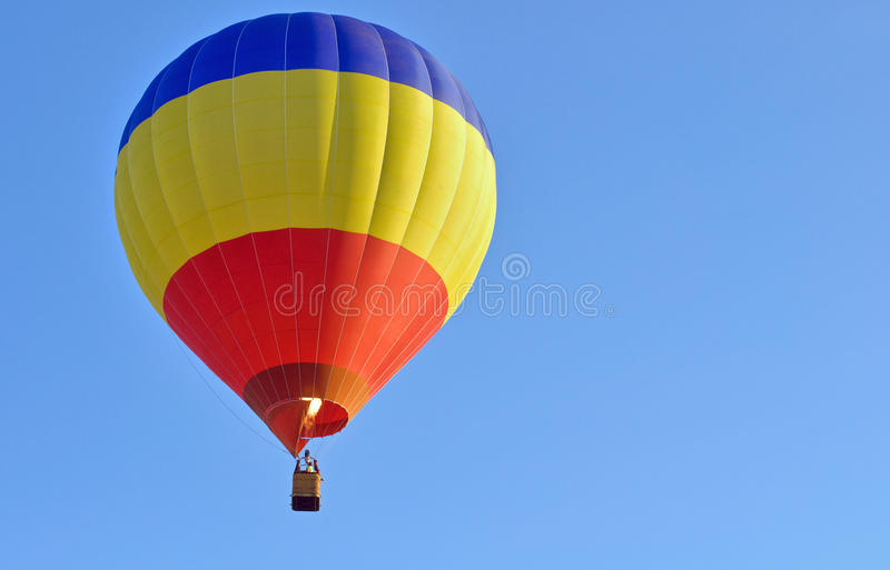 Hot air baloon royalty free stock photography