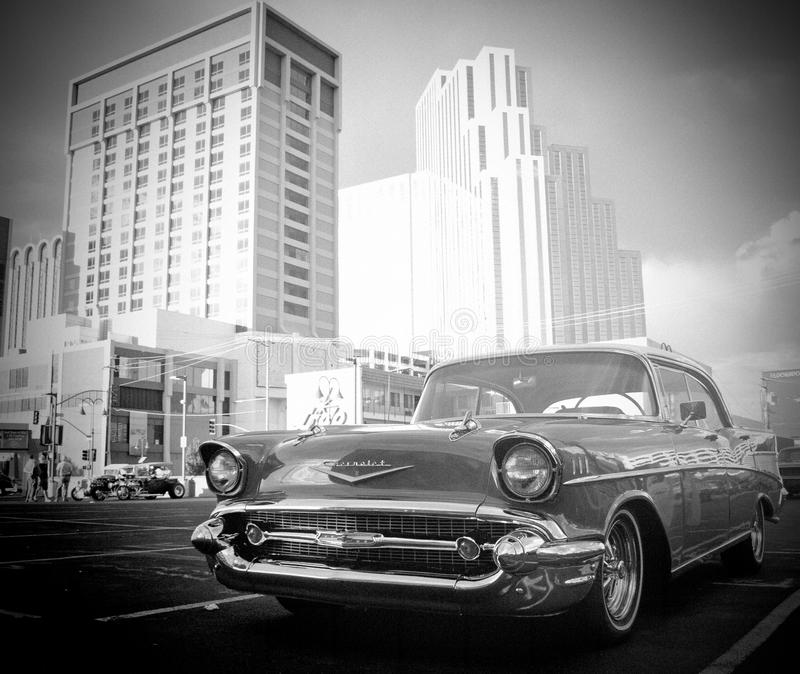 Download Hot August Nights editorial stock photo. Image of autos - 26877478