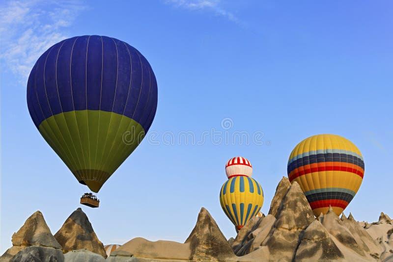 Download Hot Ballons Cappadocia Geology Stock Image - Image: 25975029