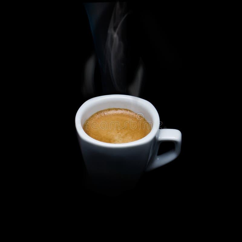 Download Hot black coffee stock image. Image of italian, tasty - 19879617