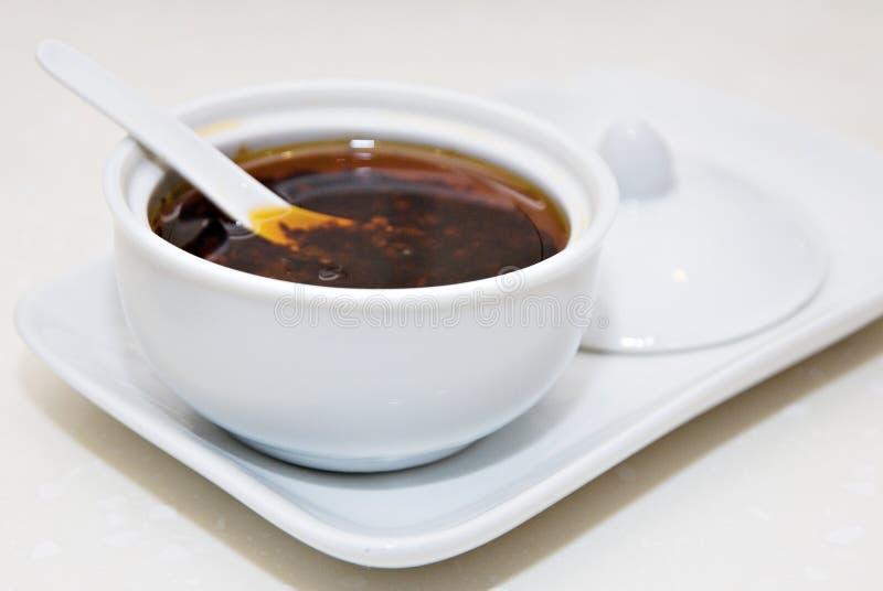Hot Chili Paste stock photo