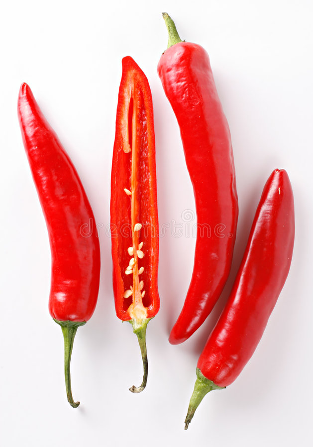 Download Hot Chili Peppers Royalty Free Stock Images - Image: 2318409