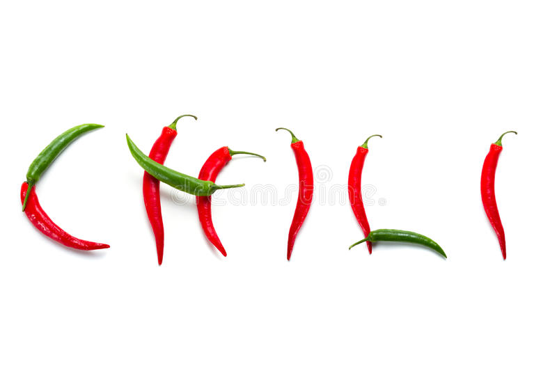 Download Hot chili peppers stock image. Image of fruit, isolated - 25113463