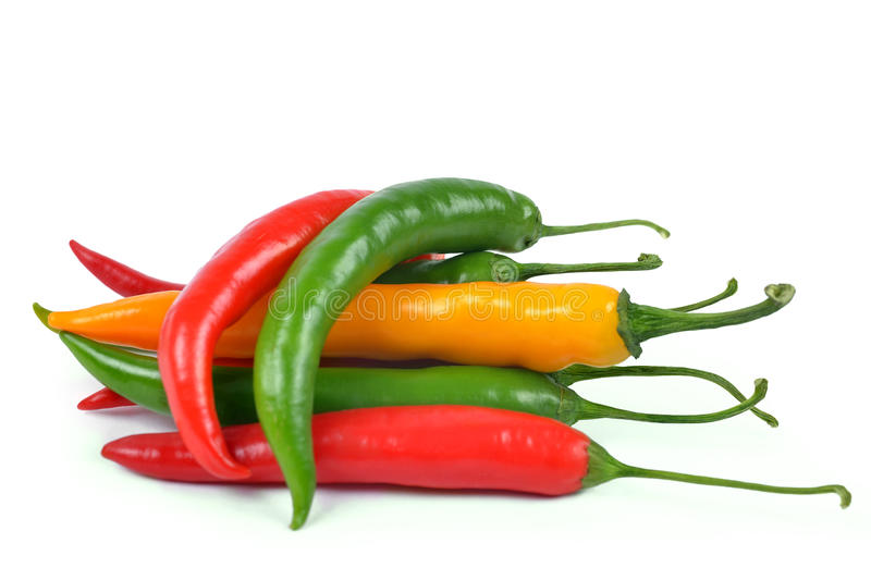 Download Hot chilli peppers stock photo. Image of healthy, health - 39239896