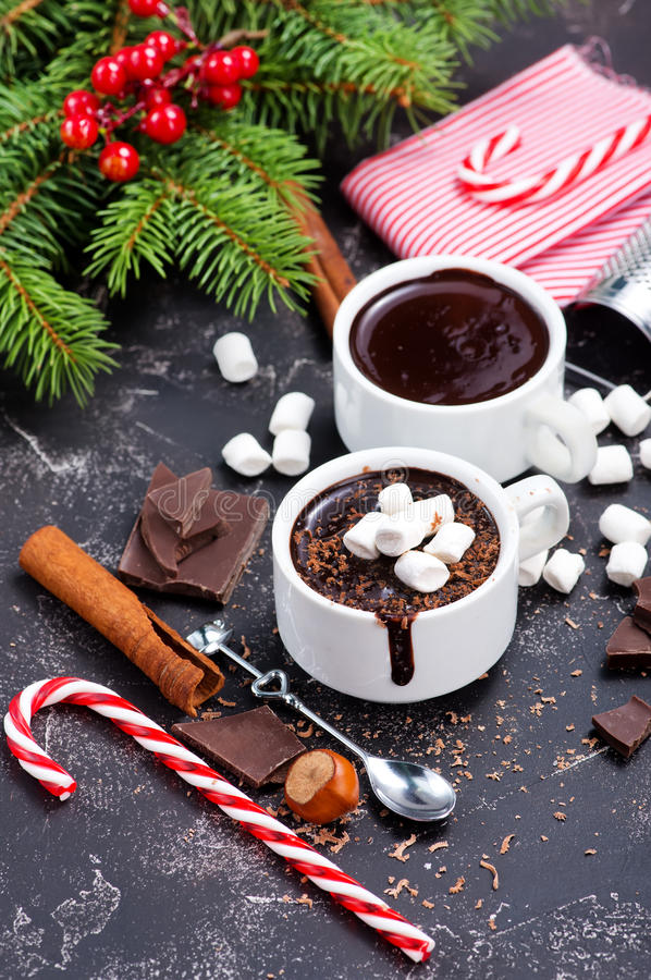 Free Hot Chocolate Royalty Free Stock Photography - 80938087