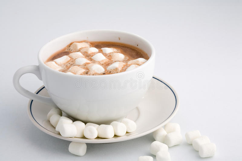 Download Hot Cocoa With Marshmallows Royalty Free Stock Photo - Image: 16783755