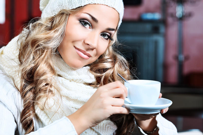 Download Hot Coffee Royalty Free Stock Image - Image: 17544256