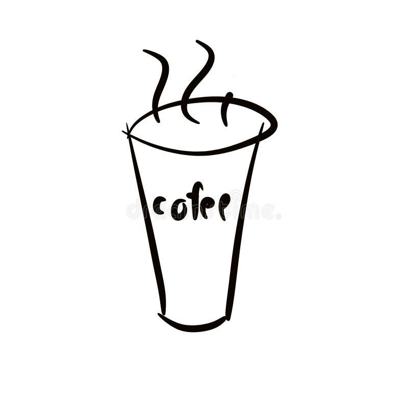 Hot Coffee Clip Art