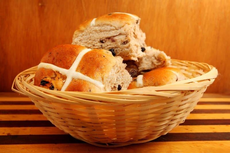 Download Hot Cross Buns stock photo. Image of raisin, christianity - 38007850