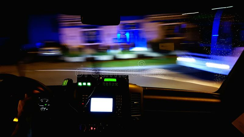 Emergency medical service background royalty free stock images