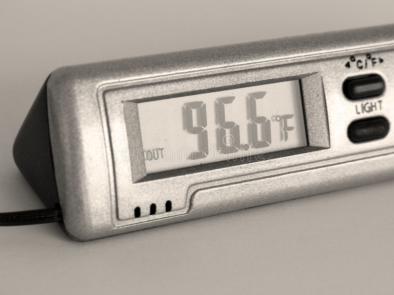 Download Hot Day stock image. Image of thermo, temperature, outside - 167159