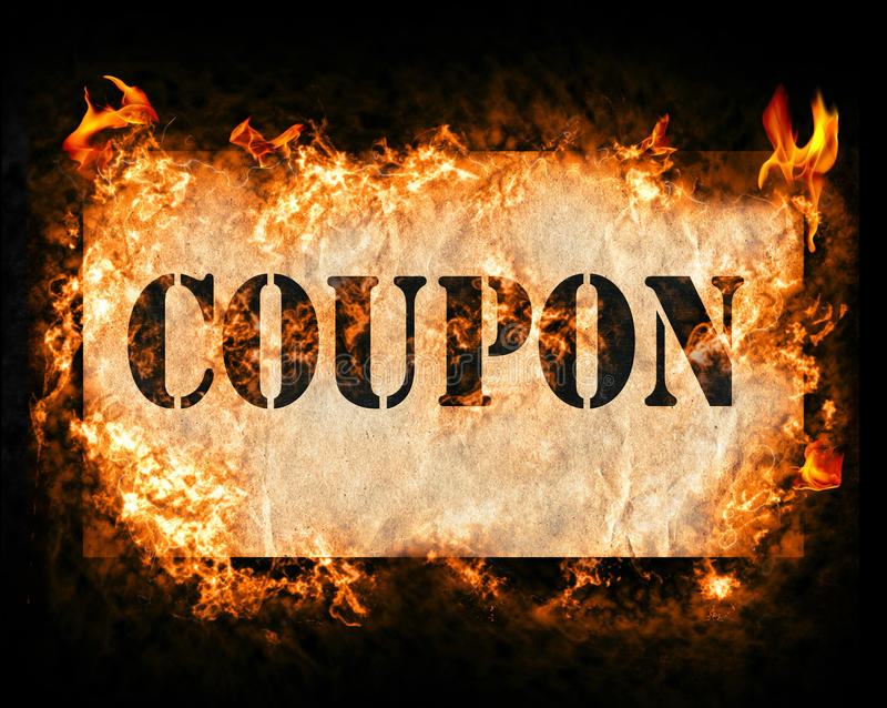 Hot deal ! royalty free stock photo