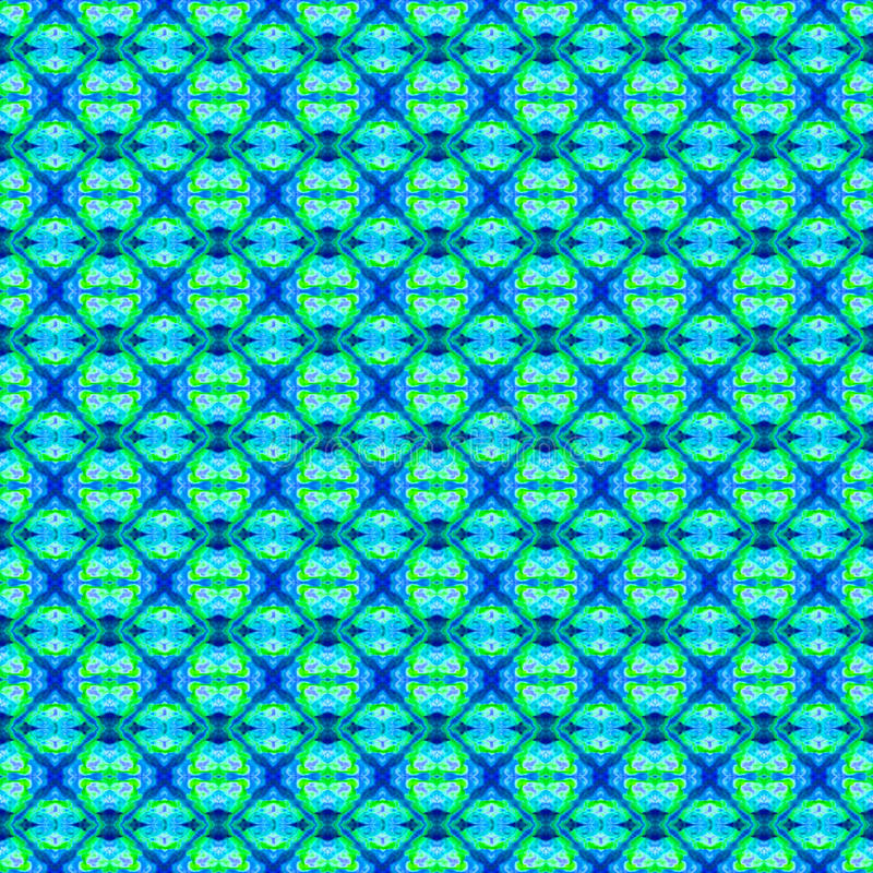 Background Seamless Tie Dye Pattern. Created using a pattern originated from tie dye stock photography