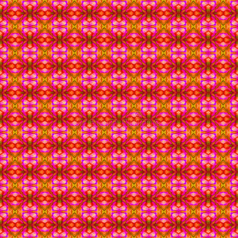 Background Seamless Tie Dye Pattern. Created using a pattern originated from tie dye stock photo