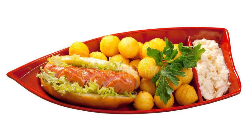 Download Hot Dog Stock Photos - Image: 23055373