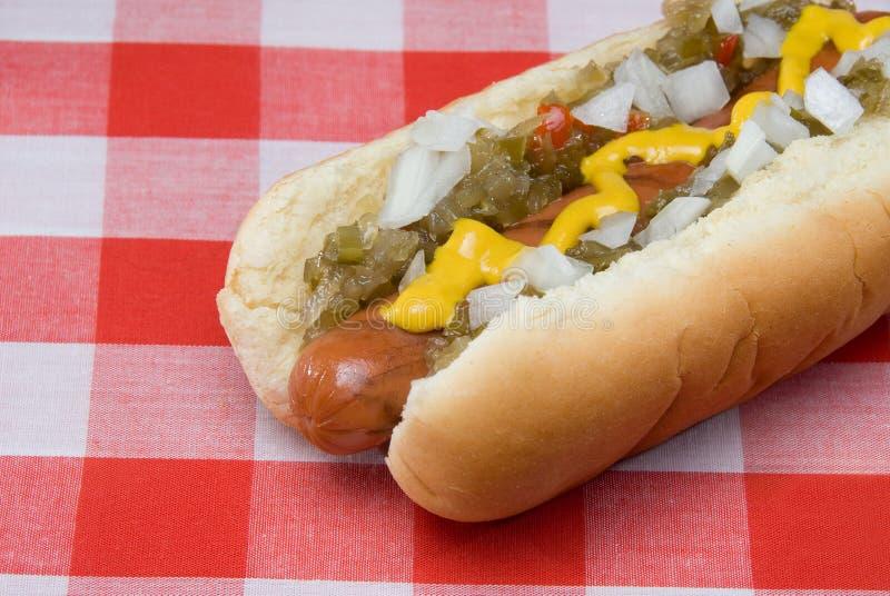 Hot dog photos stock