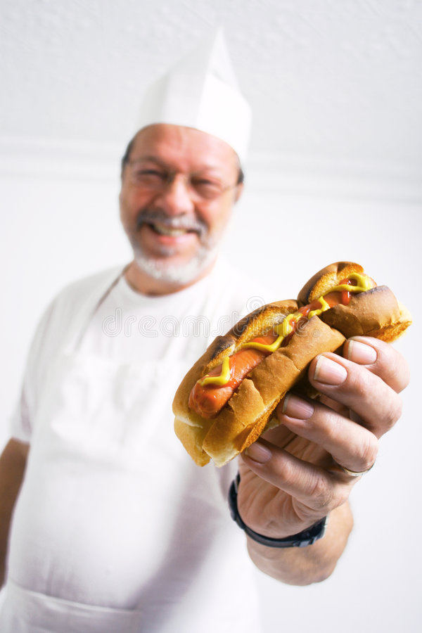 Hot-dog pour vous ? photos libres de droits