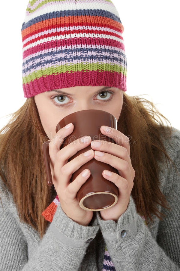 Download Hot Drink Royalty Free Stock Photo - Image: 12058395