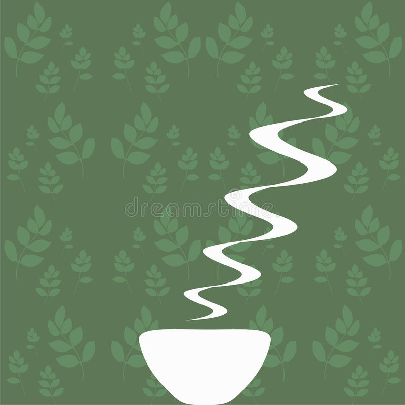 Download Hot drink stock vector. Image of lifestyle, herbal, drinking - 28797878