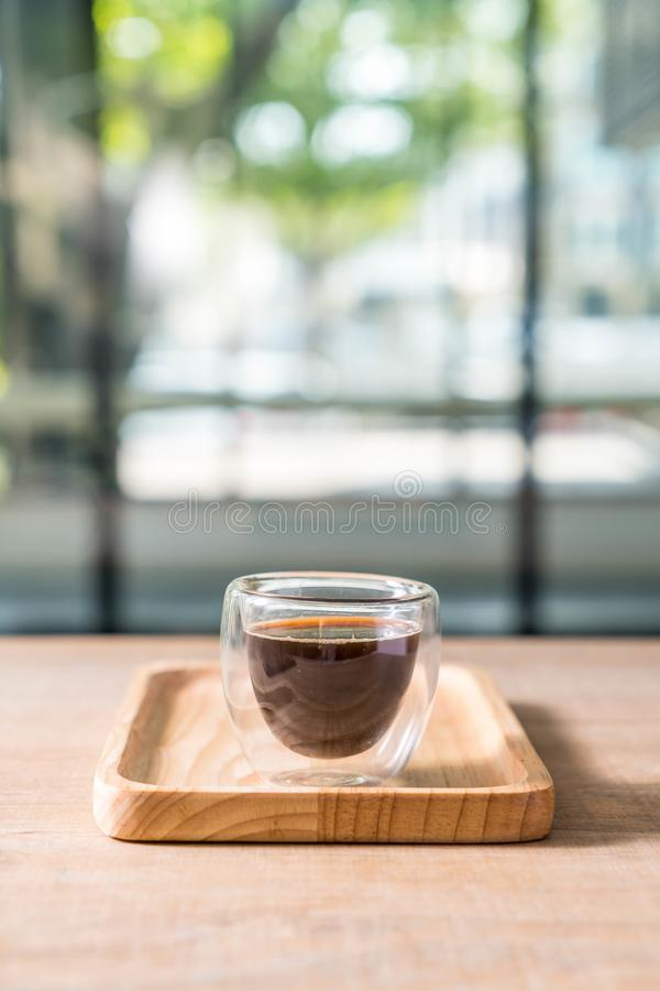 hot expresso coffee royalty free stock images