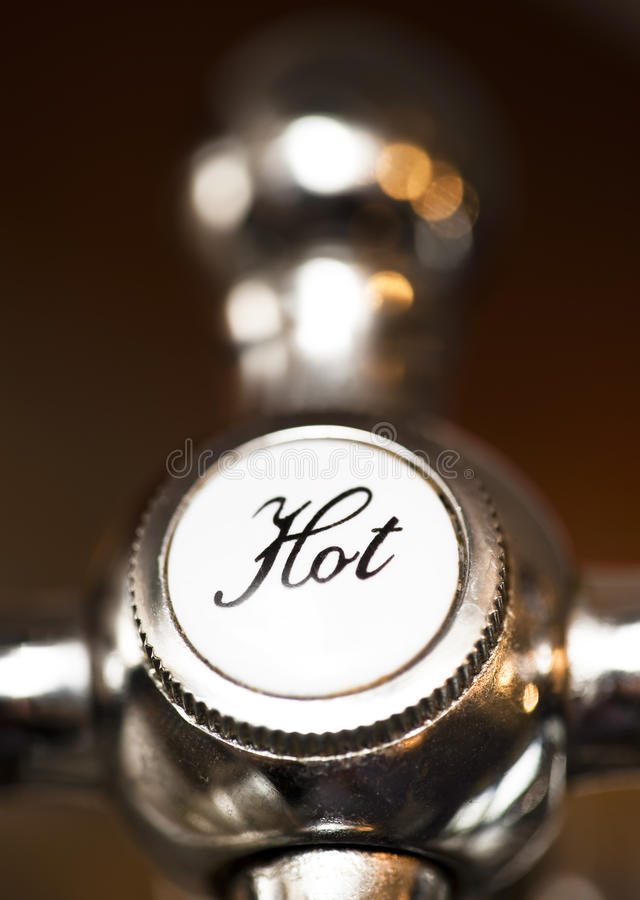 Free Hot Faucet Stock Photos - 13836203