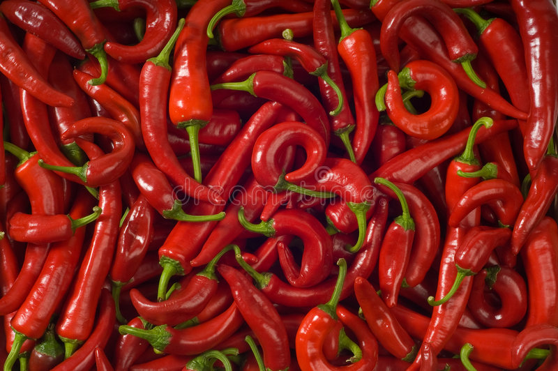 Download Hot Pepper. Background. Stock Images - Image: 4606674