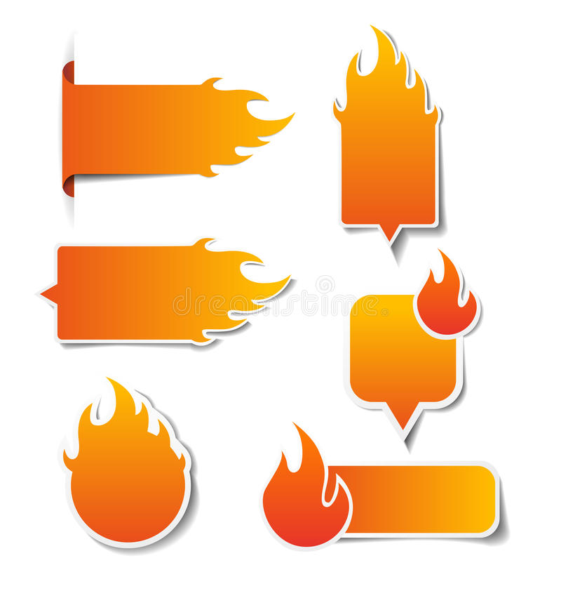 Free Hot Price Sales Labels Stock Images - 35702384